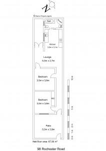 98 Rocheter Road_Model
