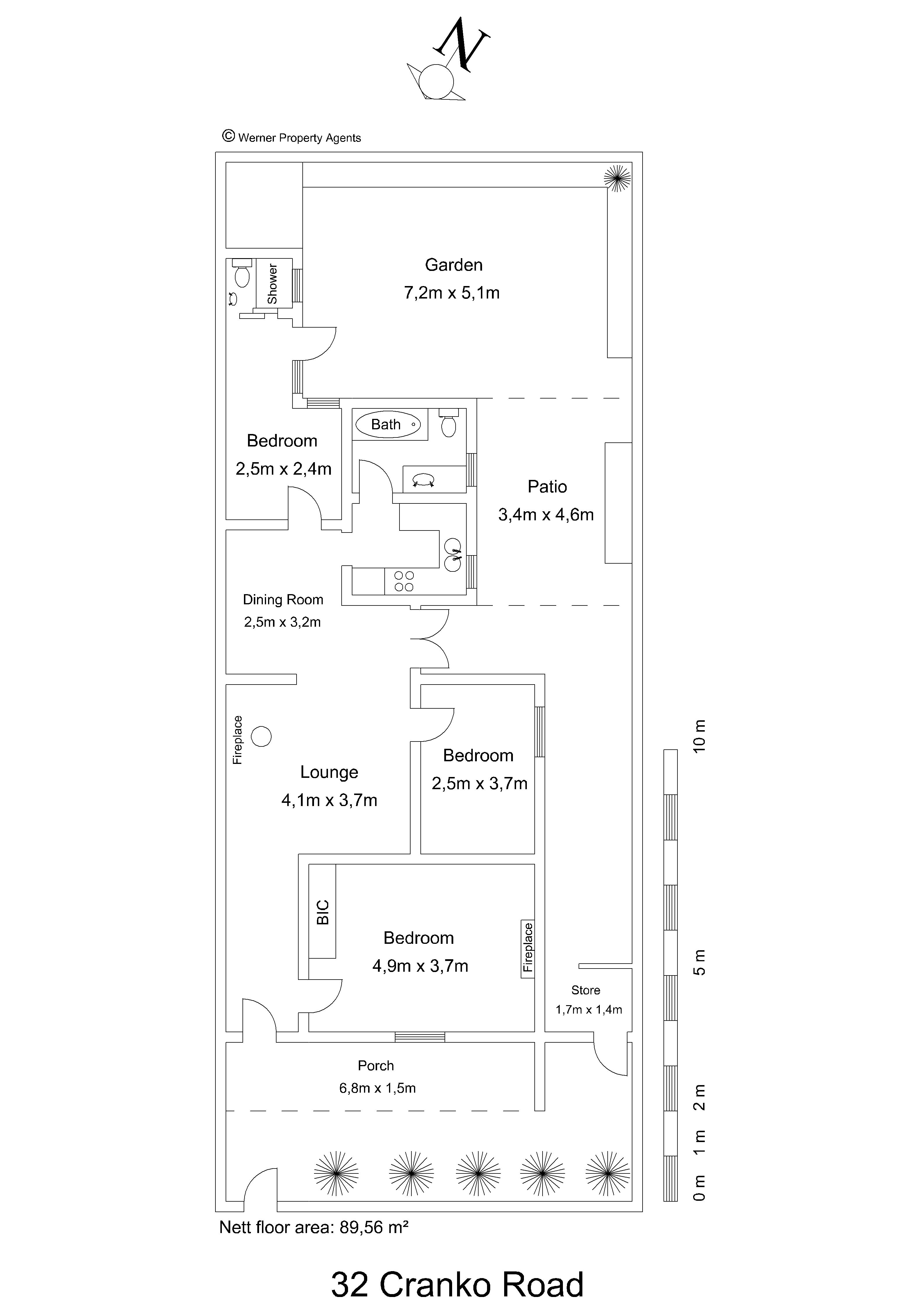 100 Observatory Floor Plan Land Of Oz Construction