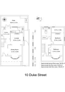 10 Duke Strt_Model
