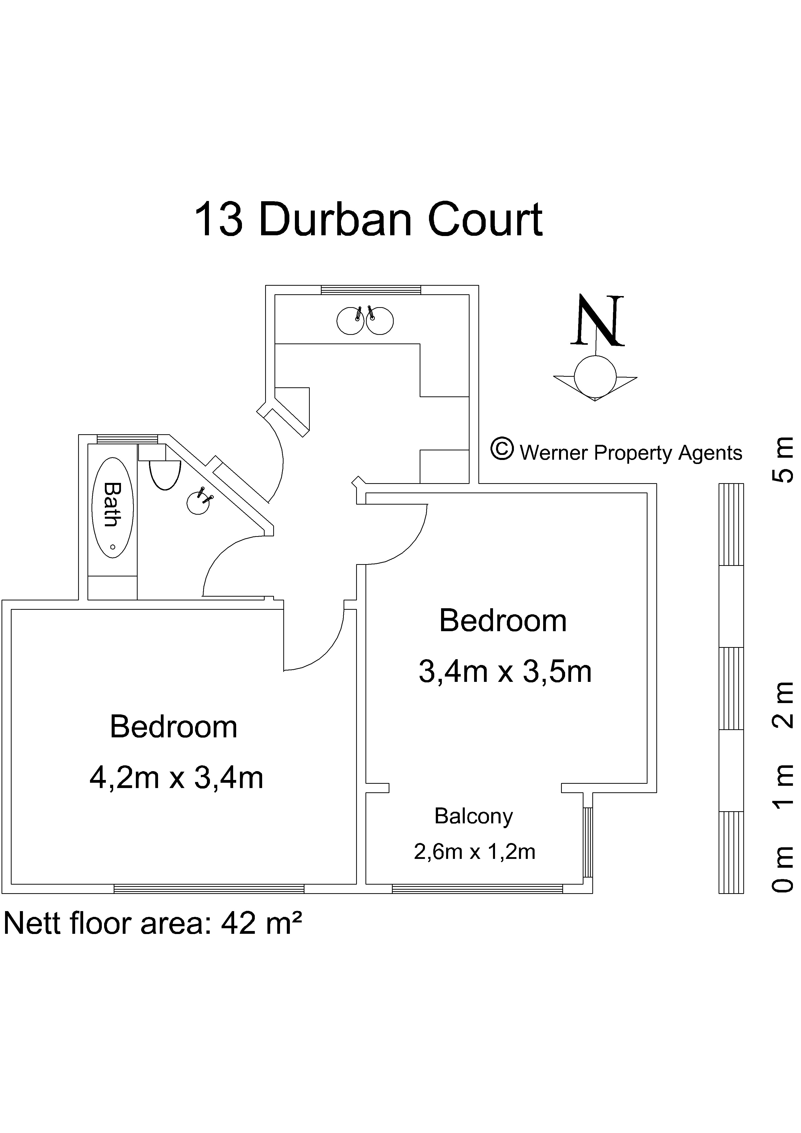 13 durban court  mowbray hot property in cape town