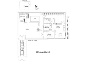 22 B Ash Street, Observatory